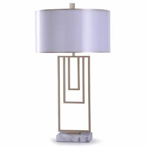 Stylecraft Ottery 33 Inch Table Lamp Ottery - L318821DS - Mid-Century Modern