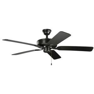 Kichler Lighting Basics Pro 52 Inch Ceiling Fan Basics Pro - 330018SBK - Traditional