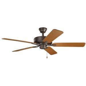 Kichler Lighting Basics Pro 52 Inch Ceiling Fan Basics Pro - 330018SNB - Traditional