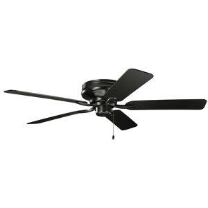 Kichler Lighting Basics Pro Legacy 52 Inch Ceiling Fan Basics Pro Legacy - 330020SBK - Traditional