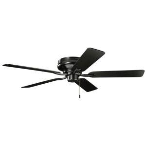 Kichler Lighting Basics Pro Legacy Patio 52 Inch Ceiling Fan Basics Pro Legacy Patio - 330021SBK - Traditional