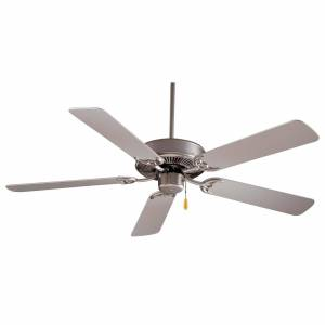 Minka Aire Contractor 52 Inch Ceiling Fan Contractor - F547-BS - Transitional
