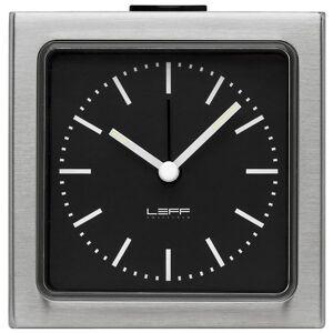 LEFF Amsterdam Block Alarm Clock Index Dial - LT90201