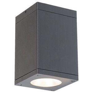 "WAC Lighting Cube Architectural Flushmount Light - DC-CD05-S830-BZ - Size: 5-"""