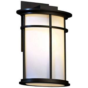 Rio Hubbardton Forge Province Outdoor Wall Sconce - 305650-1025 - Size: Small