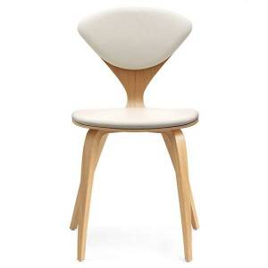 Cherner Chair Company Cherner Seat and Back Upholstered Stool - CSTW05-SEAT-BACK-29-DIVINA-552 - Size: Bar - 29-In.