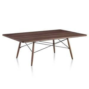 "Herman Miller Eames Coffee Table - ECT3045V9NUL91 - Size: 30"" x 45"" - Herman Miller Authorized Retailer"
