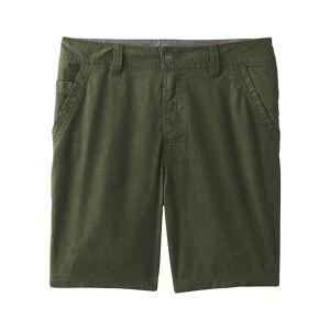 Prana Men's Furrow Short - 35 - Nori Green