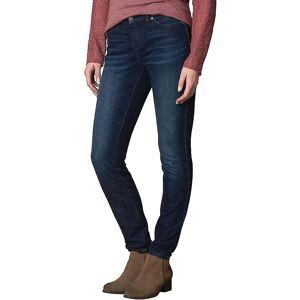 Prana Women's London Jean - 8 Short - Dark Indigo