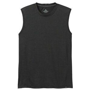 Prana Men's Hardesty SL Shirt - Medium - Black Out