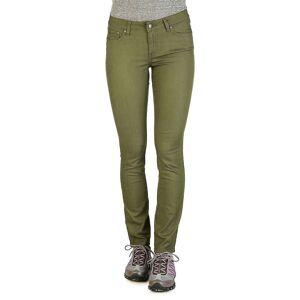 Prana Women's Kayla Jean - 2 - Cargo Green