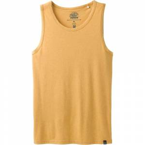 Prana Men's Prana Tank - XXL - Marigold Heather