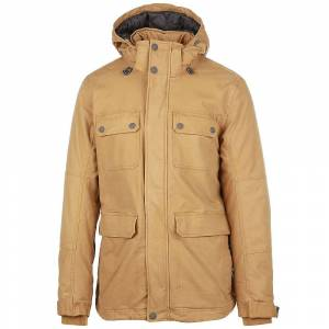 Prana Men's Bronson Towne Jacket - XL - Embark Brown