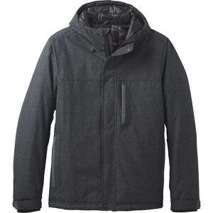 Prana Men's Edgemont Jacket - Large - Black Heather