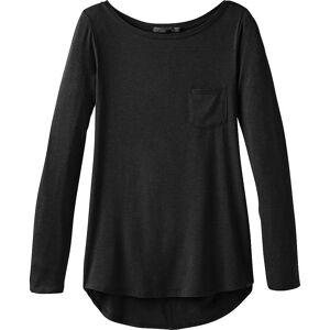 Prana Women's Foundation LS Tunic - Large - Black