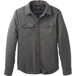 Prana Men's Showdown Jacket - XXL - Charcoal