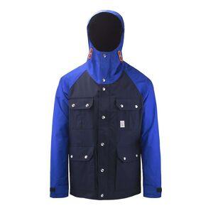 Topo Designs Men's Mountain Jacket - Large - Navy / Royal