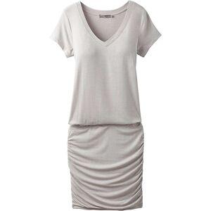 Prana Women's Foundation Dress - Small - Light Grey Heather