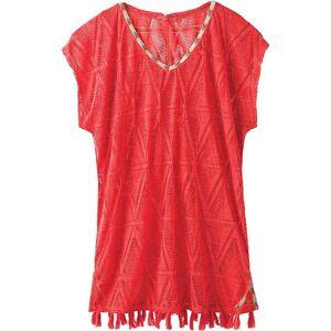 Prana Women's Seabrooke Tunic - Small - Carmine Pink