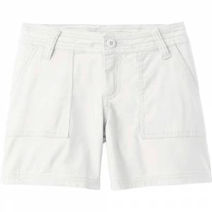 Prana Women's Tess 3IN Short - 8 - White