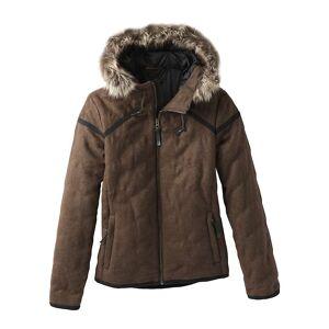 Prana Women's Calla Jacket - XL - Scorched Brown
