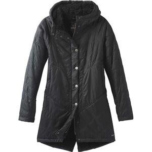 Prana Women's Diva Long Jacket - Medium - Black