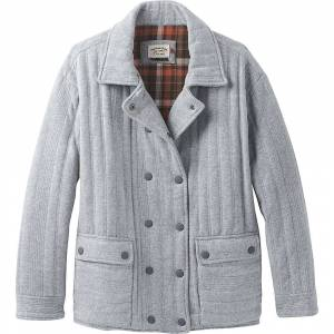 Prana Women's Exposition Jacket - Large - Heather Grey