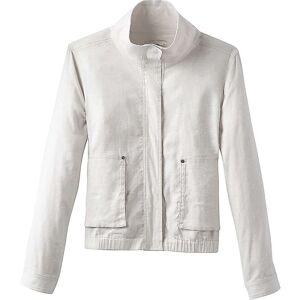 Prana Women's Snider Jacket - Medium - Silver Spray