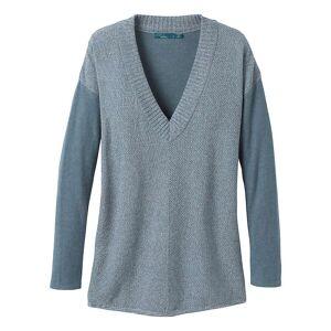 Prana Women's Cedros Sweater Tunic - Small - Blue Note