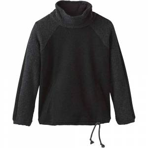 Prana Women's Lockwood Sweater - XS - Charcoal Heather