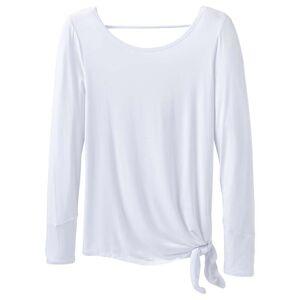 Prana Women's Olson Top - XS - White