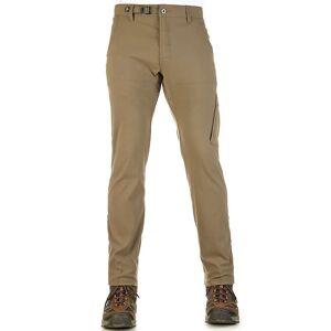 Prana Men's Stretch Zion Straight Pant - 38x34 - Mud