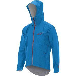 Alpinestars Alpine Stars Men's All Mountain Jacket - Large - Cyan / Red