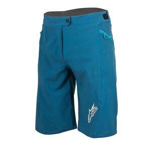 Alpinestars Alpine Stars Women's Stella Pathfinder Short - 30 - Blue / Aqua