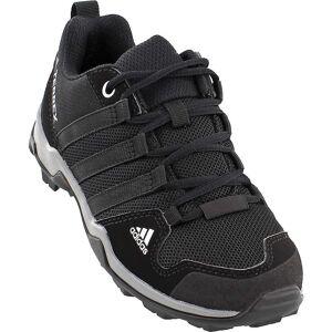 Adidas Kids' Terrex AX2R Shoe - 3.5 - Black / Black / Vista Grey