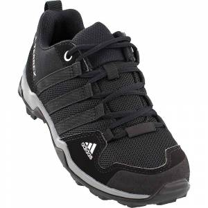 Adidas Kids' Terrex AX2R Shoe - 4.5 - Black / Black / Vista Grey
