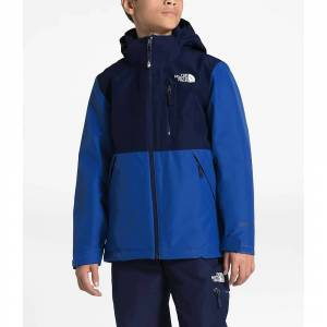 The North Face Boys' Fresh Tracks Triclimate Jacket - Medium - TNF Blue