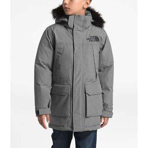 The North Face Youth McMurdo Down Parka - Small - TNF Medium Grey Heather