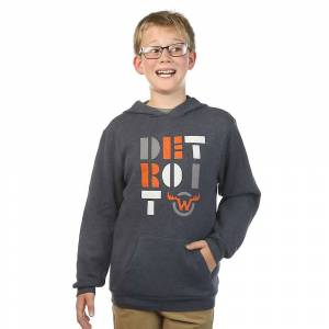 Moosejaw Kids' Chili Cheese Omelet Pullover Hoody - XL - Navy