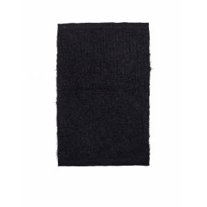 Acronym Black Knitted NG5-PU Snood- male, One Size; Black