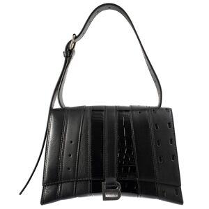 Balenciaga Hourglass Multibelt Top Handle Bag- female, One Size; Black