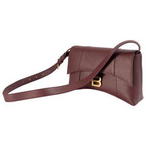Balenciaga Treize XS shoulder bag in Burgundy- female, One Size; Burgundy