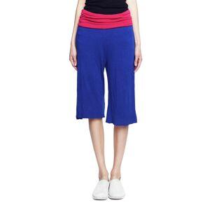 L.G.B. Purple & Pink Jersey Shorts- female, 0; Purple