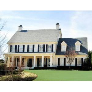 Classic Colonial House Plan With Upstairs Master Suite