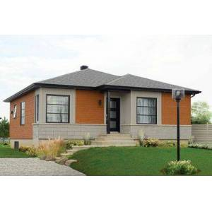 Contemporary Ranch with Options