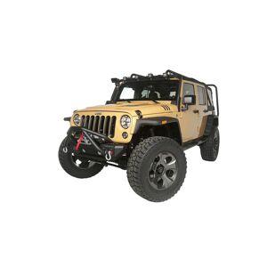 Rugged Ridge Jeep Wrangler Rugged Ridge Body Kits Exterior Exploration 4 Package Jeep Accessories Kit 12498.61