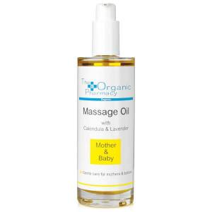 The Organic Pharmacy Mother and Baby Massage Oil 100ml/3.4oz