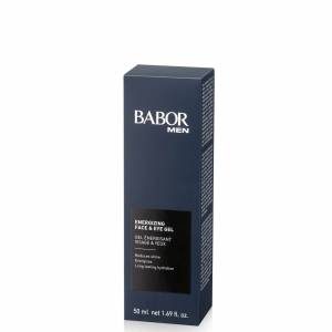 BABOR Men's Energizing Face and Eye Gel 50ml
