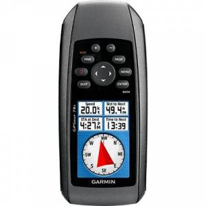 GARMIN 0100086401 GPS-HH, GPSMAP 78s w/ Basemap, Alt+Comp