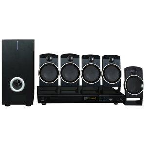 NAXA ND-859 5.1ch Home Theater Dvd & Karaoke System